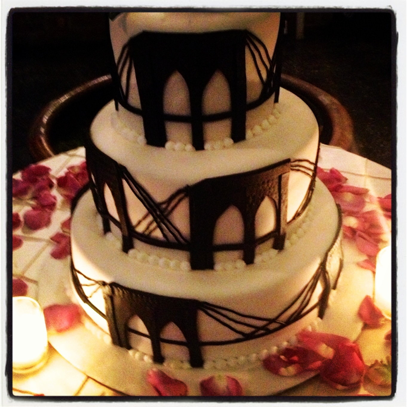 brooklyn wedding cakes wedding cake wedding 12185